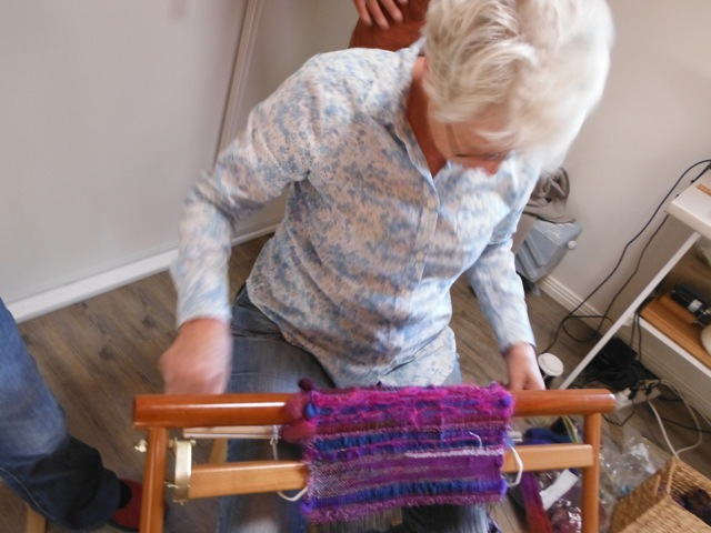 Sue Berlach Weaving