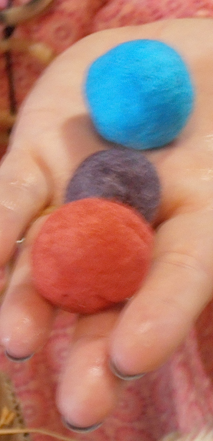 The Felted Balls