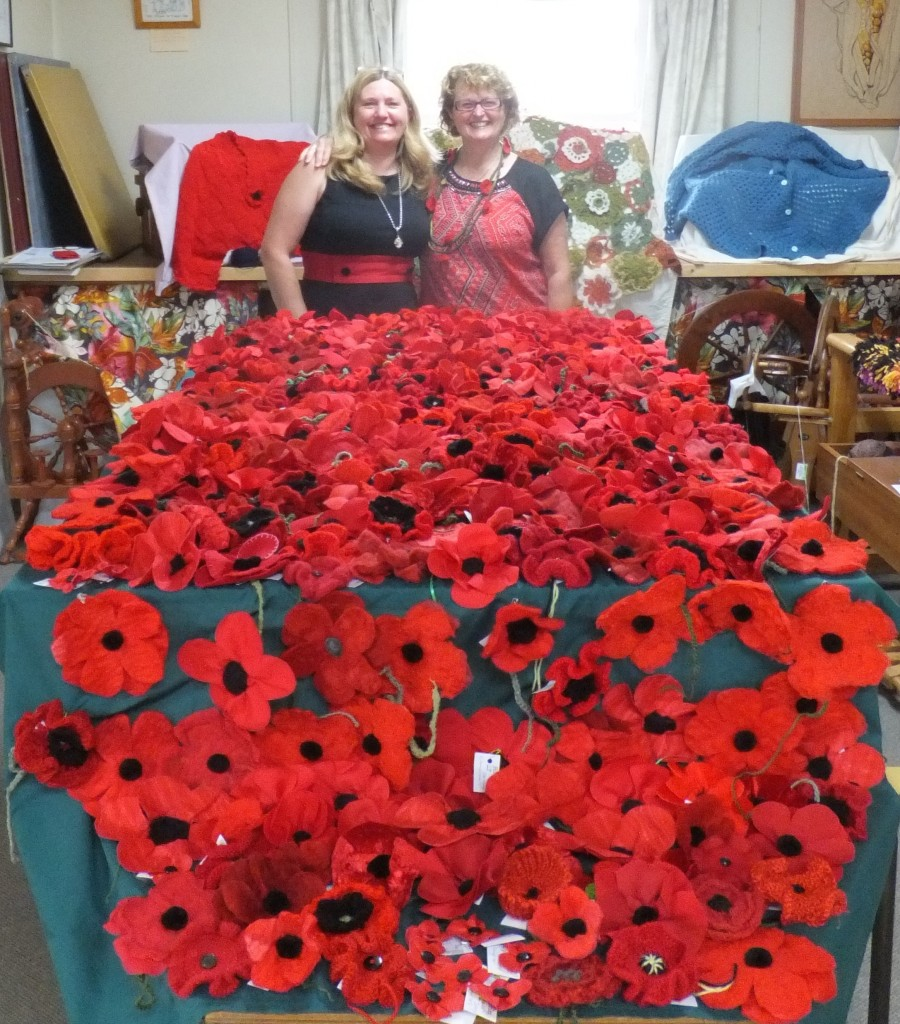 Debbie & Lyn Poppies 2