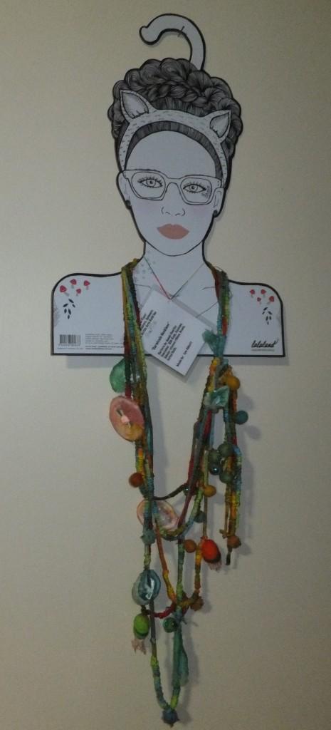 Lyn's Carnival Necklace
