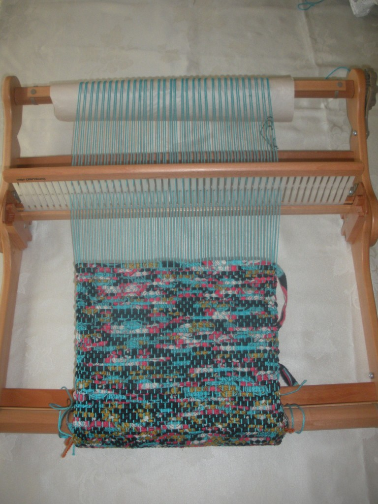 Megan's Placemat Weaving