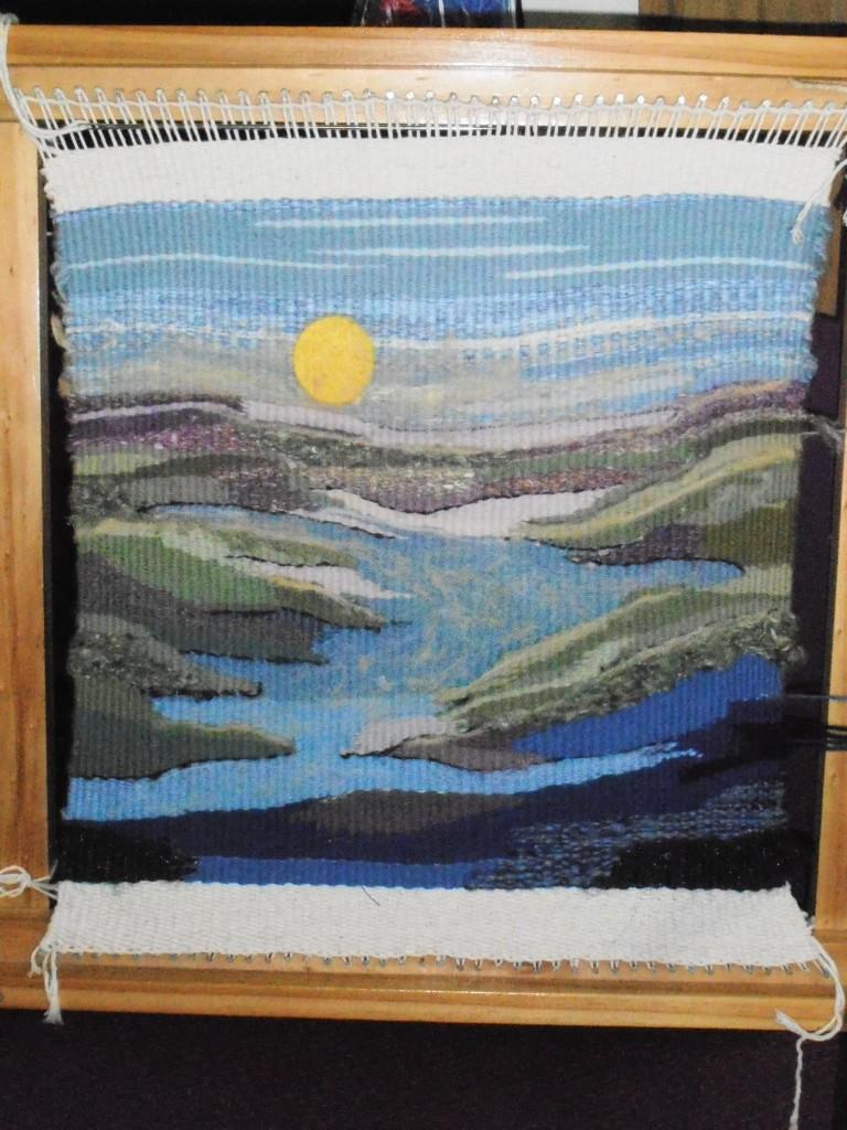 Olive's Tapestry Weaving Landscape