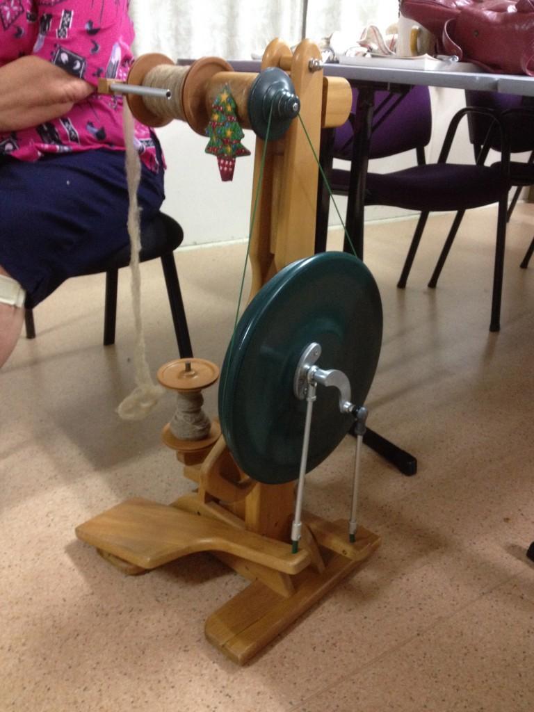 Jenny's Wheel