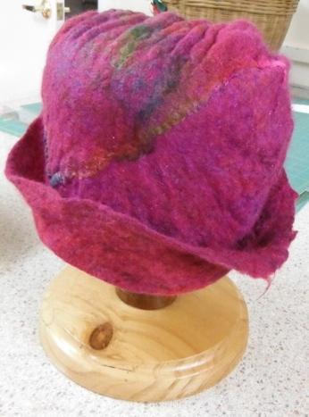 Jenni's hat