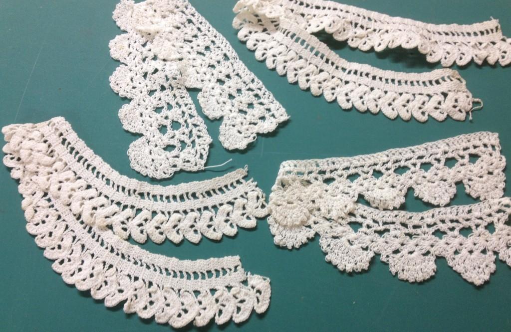 Olive's granny's knicker lace