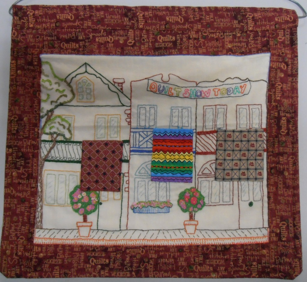 Eileen's embroidery