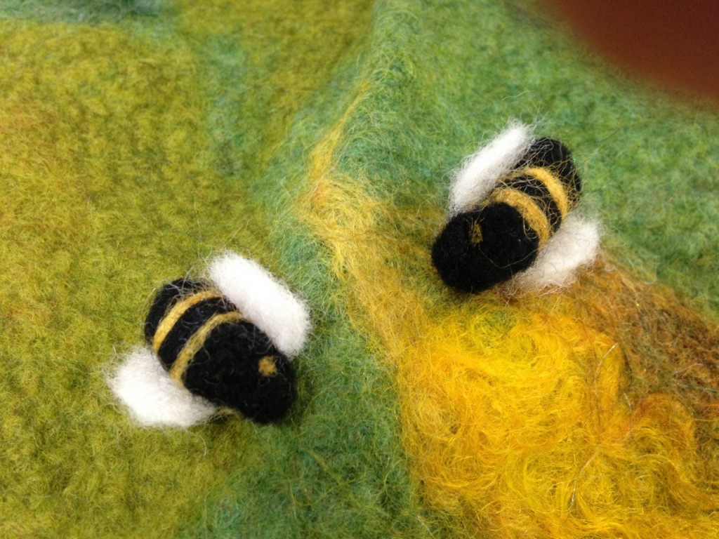 Diane's bees