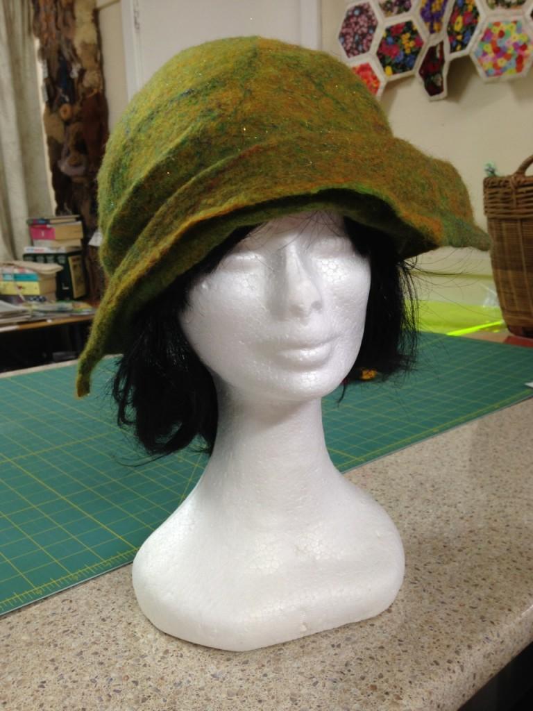 Lyn Green Hat