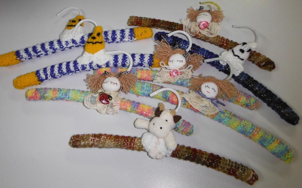 Lyn's Children's Coat Hangers
