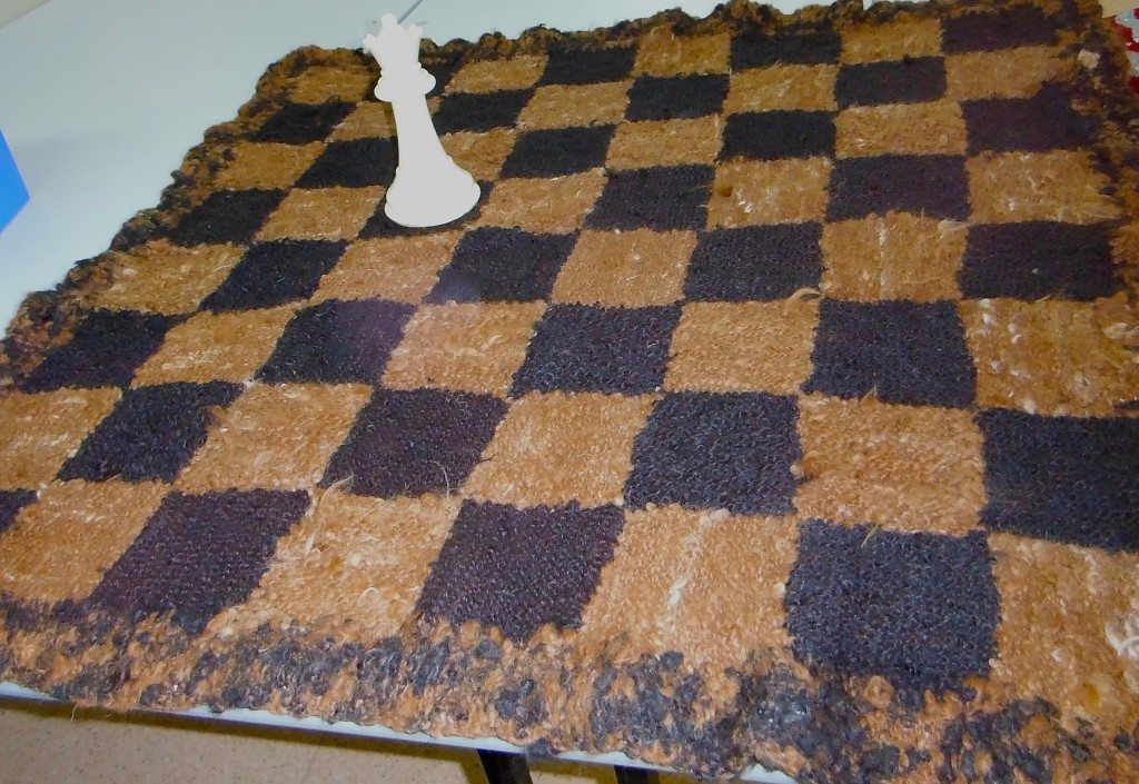 Chess Set Rug