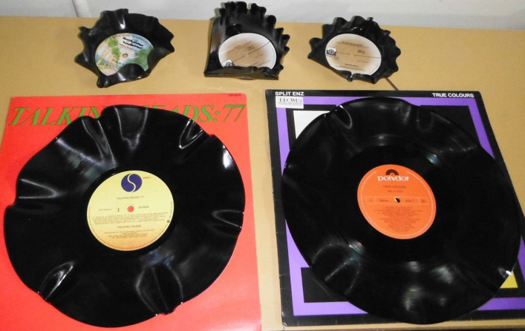 Record Plates