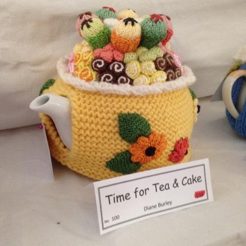 Diane's Tea Cosy