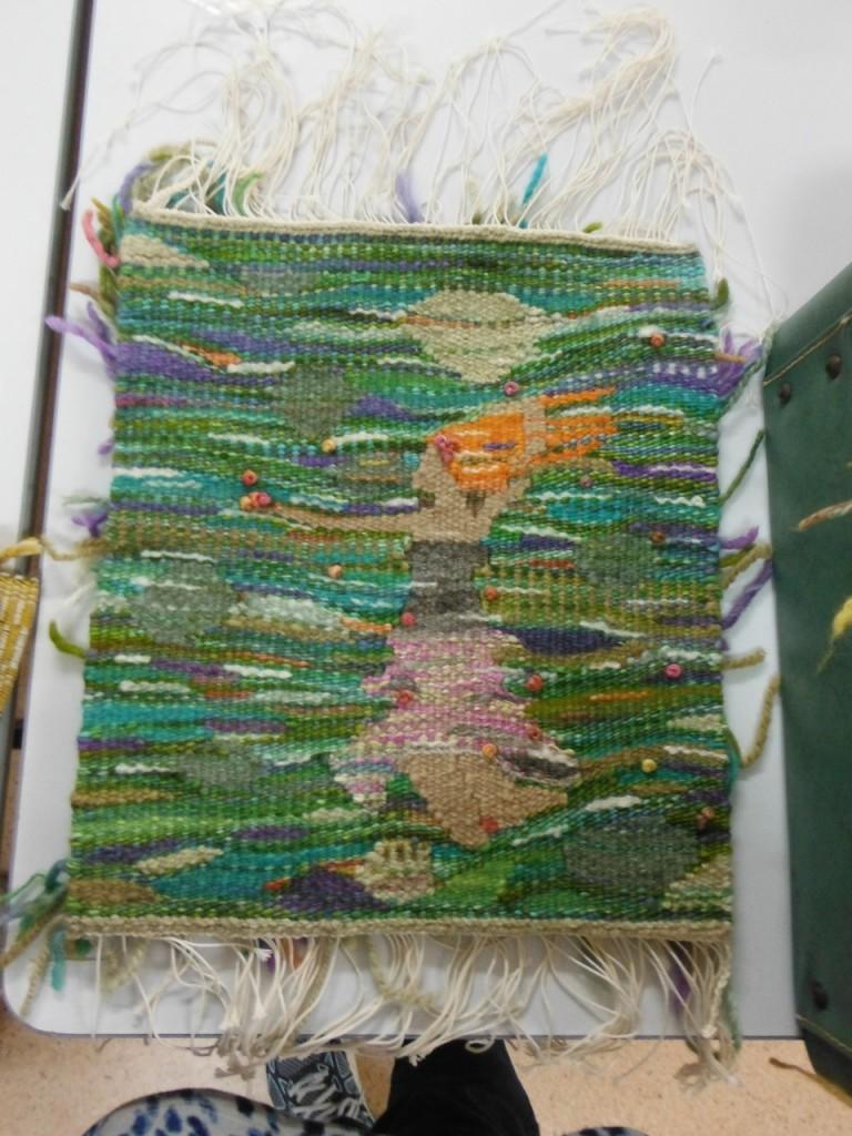 Rachel's Weaving