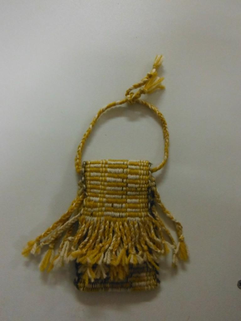 Rachel's Backstrap Weaving
