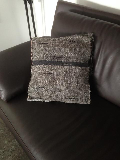 Lyn's Saori Cushion Cover