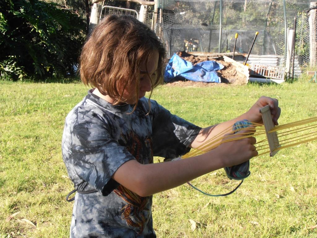 Finn Weaving