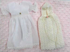 Linda's Baby Clothes