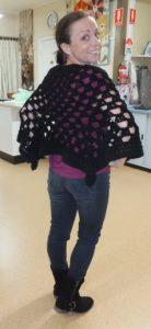 Charlotte's poncho