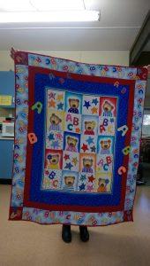 Beth's quilt