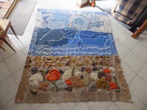 Seaside rug