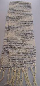 Sandra's weaving