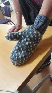 Clare's Mittens