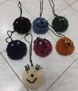 Little pompoms